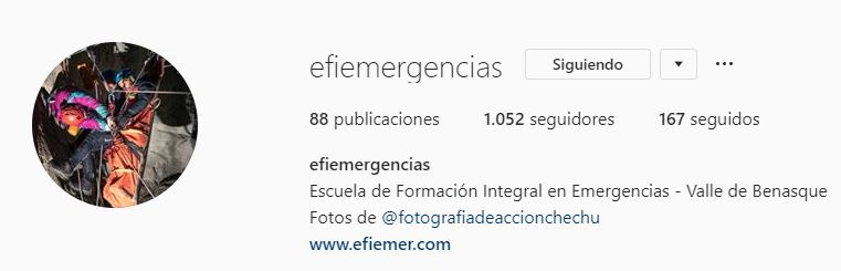 Instagram EFIEMER
