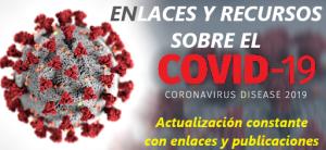 ENLACES Y RECURSOS SOBRE COVID-19